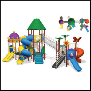 Amusement Park Playground Equipment (XPCB053B)