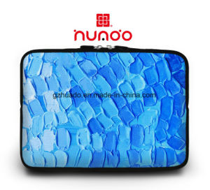 Neoprene Laptop Sleeve 15.6 Computer Bag 10 11.6 13.3 14 15.4 17.3 Inch Handle Laptop Bag pictures & photos