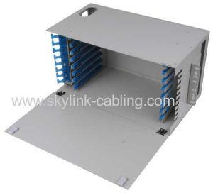 72 and 96 Cores Fiber Optic ODF Unit Box- ODF Box-ODF Cabinet pictures & photos