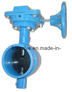 Grooved Type Butterfly Valve--D81X-10 pictures & photos