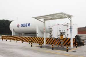LNG Vehicle Re-Fueling Station - 3