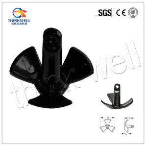 Casting Plastic Coating Marine Hardware River Anchor/ Boat Anchor pictures & photos