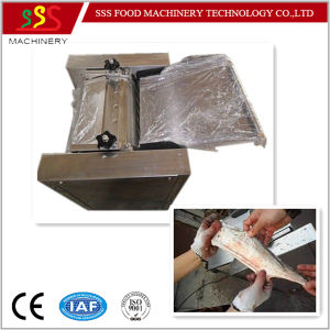 Fish Skinning Skin Removing Processing Machine with Patent pictures & photos