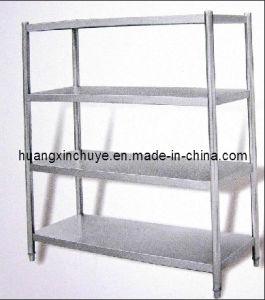 Stainless Steel Kitchenware Shelf (HXHJ01)