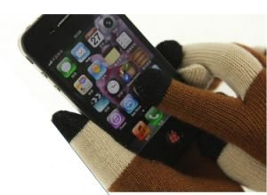 Hot Sell Winter Touch Screen Glove pictures & photos