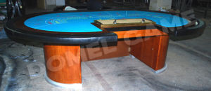 Casino Poker Table (DPT4A35) pictures & photos