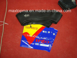 4.25/4.50-17 Butyl Motorcycle Inner Tube to Greece Market pictures & photos