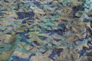 Double-Deck Military Camo Hunting Mesh pictures & photos