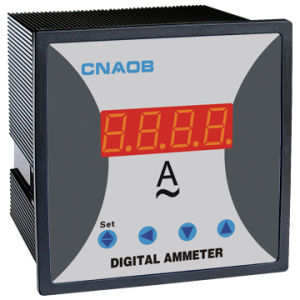 Digital Current Meter Ammeter Amperemeter (AOB294I-9X1) pictures & photos