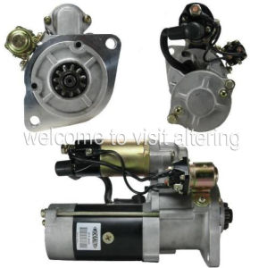 24V 5.0kw 11t Starter Motor for Mitsubishi Lester 18247 M2t78382 pictures & photos