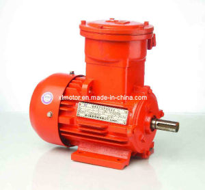 China 37kw 90kw yb2 series explosion proof electric motor for Explosion proof dc motor