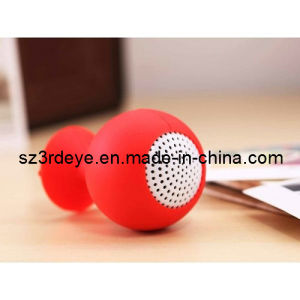 Cheap Silicone Mushroom Gift Bluetooth Speaker with OEM Welcomed