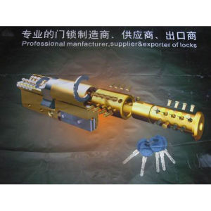 4D-Lock Cylinder (Q18)
