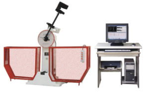 Semi-Automatic Impact Testing Machine (JBW-300B)