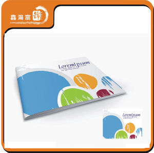 Custom Special Company Product Printing Book