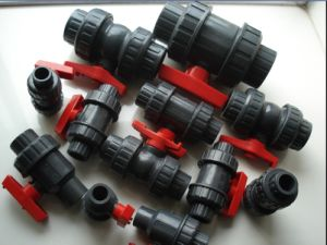 PVC Union Ball Valve pictures & photos