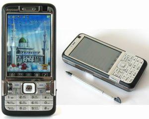 Qual-Band Dual-SIM TV Phone With FM & Bluetooth (Anycool) (KF-818)