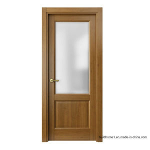Ashen Oak Vertical Left Hand Locked Bedroom Interior Doors pictures & photos