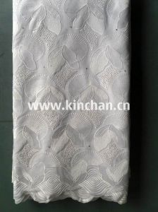 Fashion 100% Cotton Lace with Sequins for Lady for Party. pictures & photos