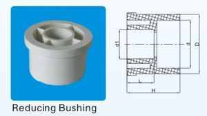 Reducing Bushing ASTM2466 Sch40 of Water Supply pictures & photos