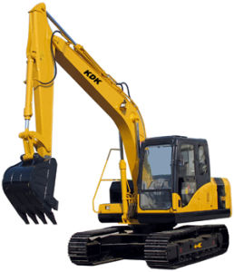 Crawler Track Bucket Excavator Digger 13ton (XNLD135-9) pictures & photos