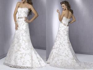 Ever-Beauty Wedding Dress