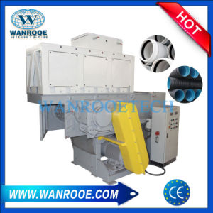 Wasted Plastic Pipe Shredder Machine For Sale pictures & photos