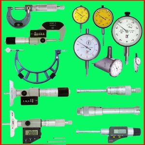 Micrometer / Indicator / Measuring Tools