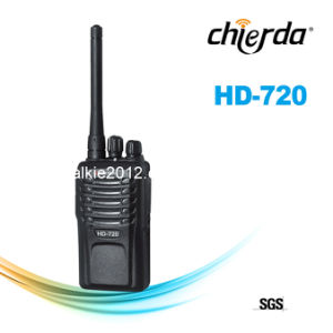 Small Professional 2 Way Radio OEM (HD-720)