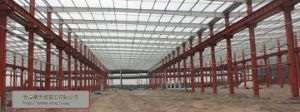 Light Steel Plant /Steel Structure Building / Mild Steel (STC-G004)