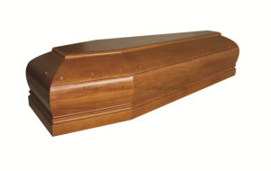 Italian Style Coffin-I-019