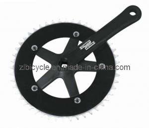 High Quality Fix Gear Bicycle Parts Crankset (Lasco) pictures & photos