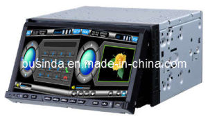 Double DIN Car Player With GPS (BD-7200)