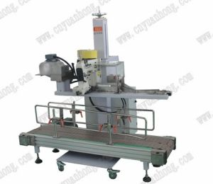 Automatic Bag Sewing Machine with Conveyor pictures & photos
