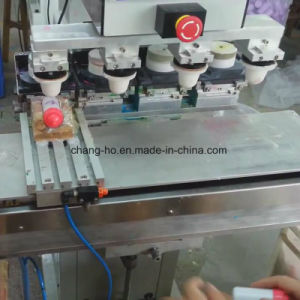 Pad Printing Machine for Garment Tags pictures & photos
