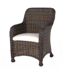 Patio Rattan Wicker Furniture Garden Outdoor Dining Chair