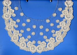 Cotton Mesh Net Lace (HT5009)