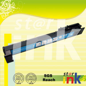 Color Toner Cartridge for HP CB381A Cyan with Chip & New OPC