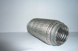 304stainless Steel High Quality of Flex Joint with Mesh Covere