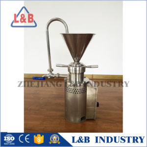 Almonds Paste Making Stainless Steel Colloid Mill pictures & photos
