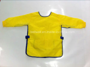 China Apron Baby Bib School Smock pictures & photos