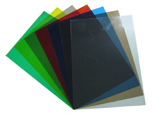PVC Binding Cover, PVC Cover