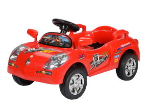 Remote Control Buggy Ride-on Car