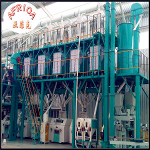 African Market 100 Tpd Maize Flour Mill Machine pictures & photos
