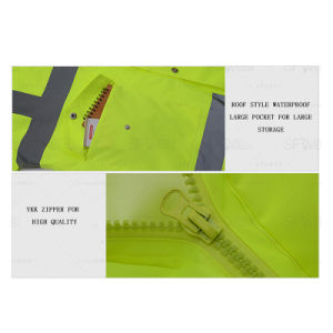 Safety Mens Site Workwear Suppliers (QF-585) pictures & photos