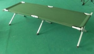 Folding Bed, Military Bed, Camo Bed, Outdoor Bed, Camping Bed pictures & photos