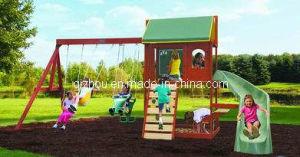 Wooden Jungle Gym (QZF1006)