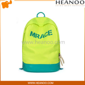 New Design Custom Children Sports Canvas Student School Bag Backpack pictures & photos