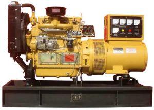 Classic Open Type Diesel Generator Set - 30kw