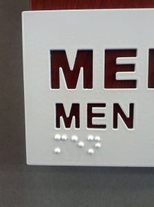Braille Sign pictures & photos